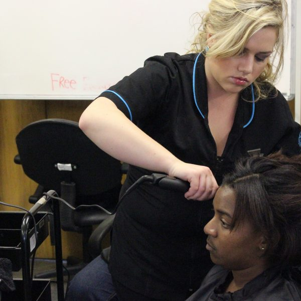 Accredited Hairdressing Short Skills Course In HAIR RELAXING